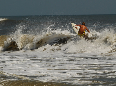 11 Surfer at Flagler Beach