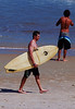 06 Done surfing for the day on Flagler Beach