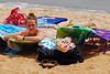 205 topless sunbather