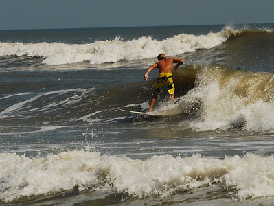 10 Surfer at Flagler Beach
