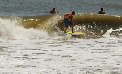 18 Surfer at Flagler Beach