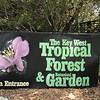 Key West Tropical Gardens Sign