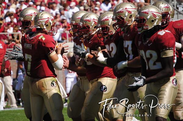 FSU vs Boston College (2010)