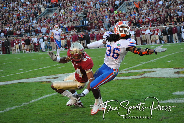 FSU vs Florida (2010)
