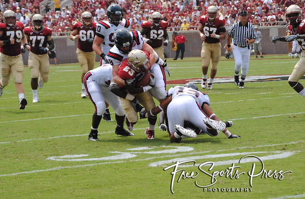FSU vs Samford (2010)