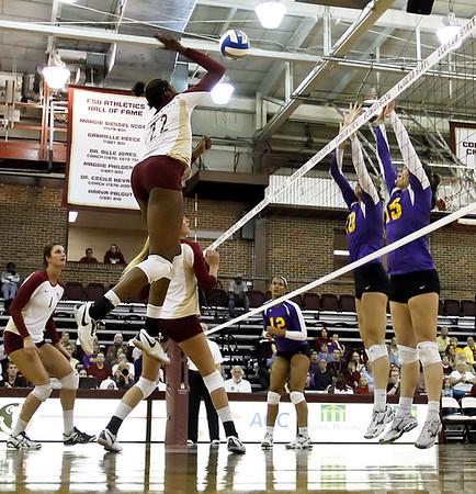 FSU vs Albany State - Tournament play 2011