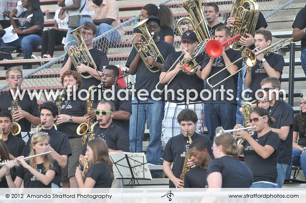 First Scrimmage 9/15/12 at Palm Bay High School Stadium. (Photo by Amanda Stratford Photography)