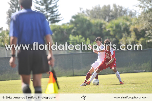 vs. Florida Southern 9-29-12