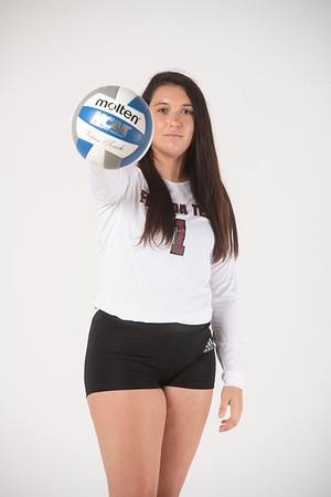 Volleyball-white-19