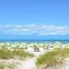Beautiful Florida beach.