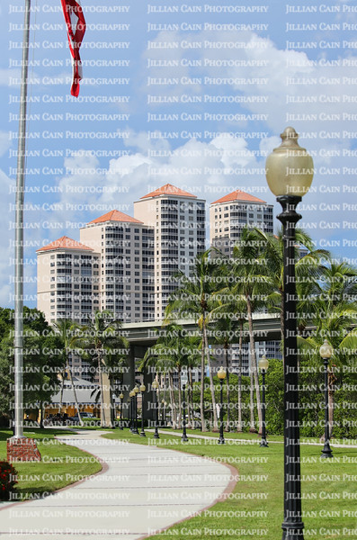 Centennial Park, a beautiful 10-acre community park located in historic downtown on the scenic banks of the Caloosahatchee River
