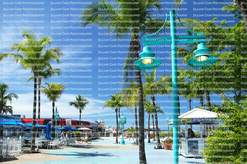 Times Square, Fort Myers Beach, Florisa
