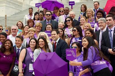 Florida to DC: 2018 Alzheimer's Association AIM Advocacy Forum