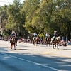 Orange County Sheriff's Office Mounted Unit in the 2011 Apopka Christmas Parade 12/10/11