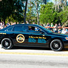 Orange County Memorial Cruiser in the 2011 Apopka Christmas Parade 12/10/11