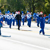 Apopka High Band in the 2011 Apopka Christmas Parade 12/10/11