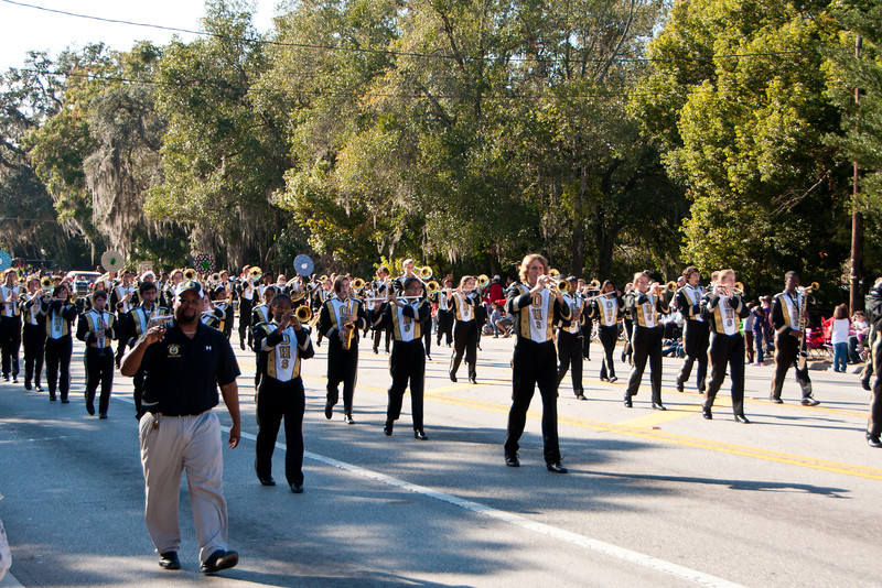 2011 Apopka Christmas Parade 12/10/11