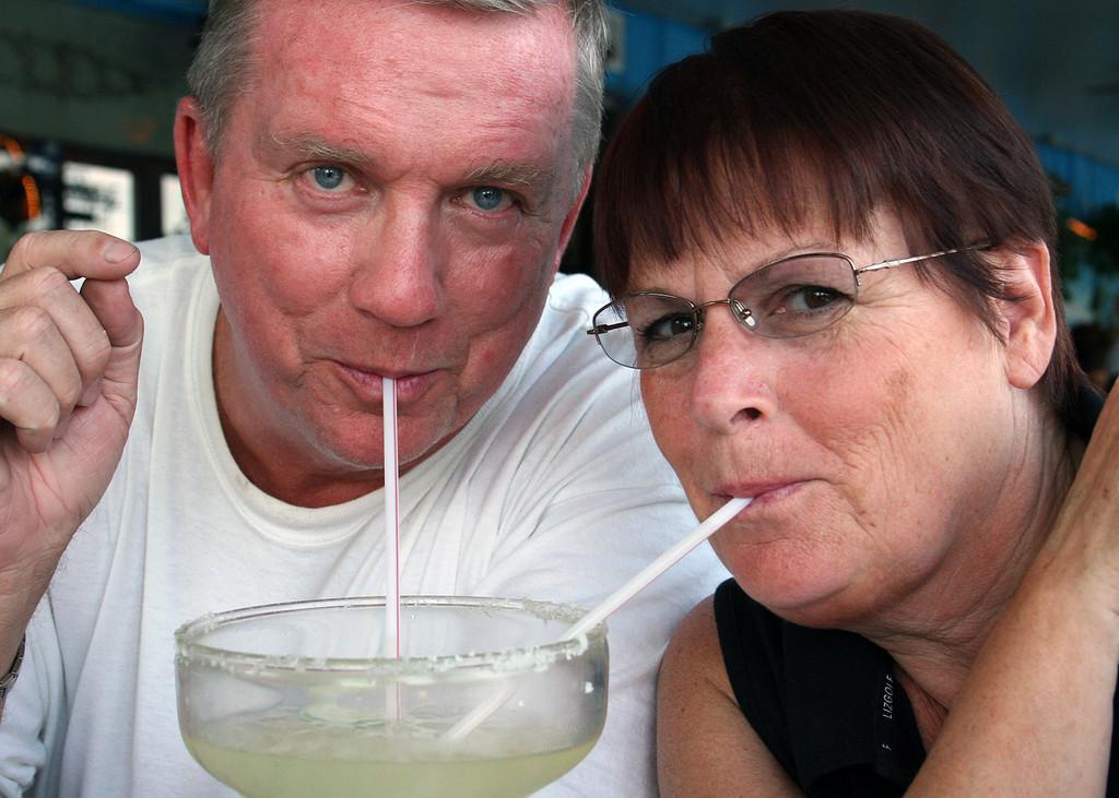 Mike and Sharon