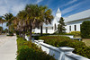 The Lighthouse, United Methodist Church in Boca Grande, Florida, USA.