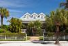 A large home on Gaspirilla Island near Boca Grande, Florida, USA.