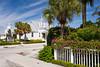 The Lighthouse, United Methodist Church in Boca Grande, Florida, USA.