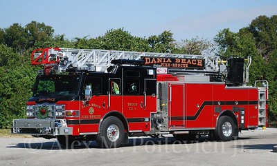Dania Beach Fire Rescue