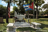 Jorge Mas Canosa's tomb (ex-Cuban-American National Foundation chairman)