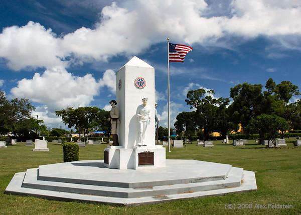WWI Memorial - Miami