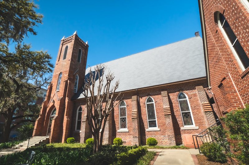 St. John's Episcopal Church in Tallahassee Florida