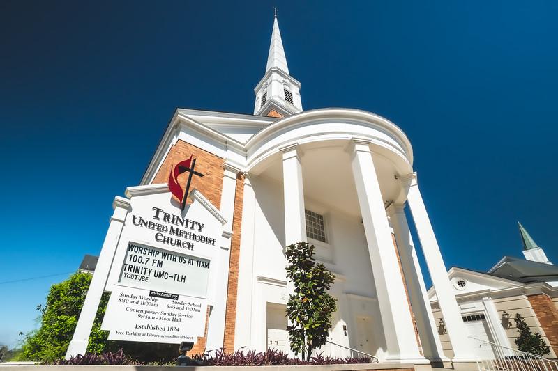 Trinity United Methodist Church in Tallahassee Florida
