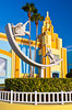 The Ron Jon Surfshop in Cocoa Beach, Florida, USA.
