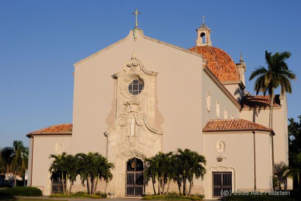 Church of the Little Flower