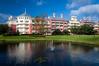 The Disney Boardwalk Resort in Lake Buena Vista, Florida, USA.
