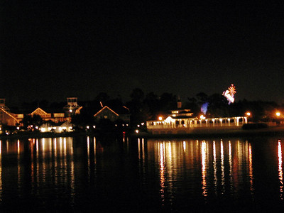 18 Epcot Resorts Area