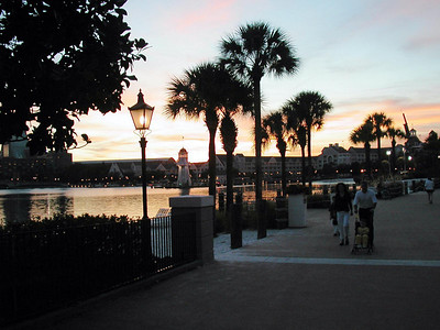 22 Epcot Resorts Area