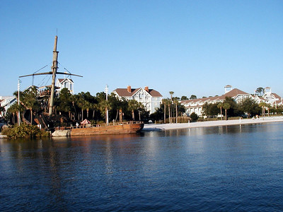 11 Epcot Resorts Area