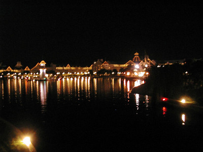 14 Epcot Resorts Area