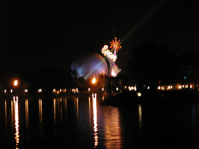 22 Epcot Center- Illuminations