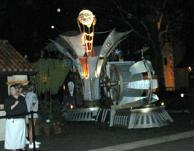 23 Epcot Center - Night Parade