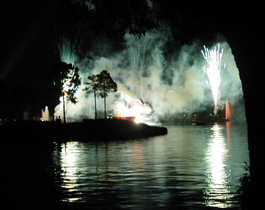 20 Epcot Center- Illuminations