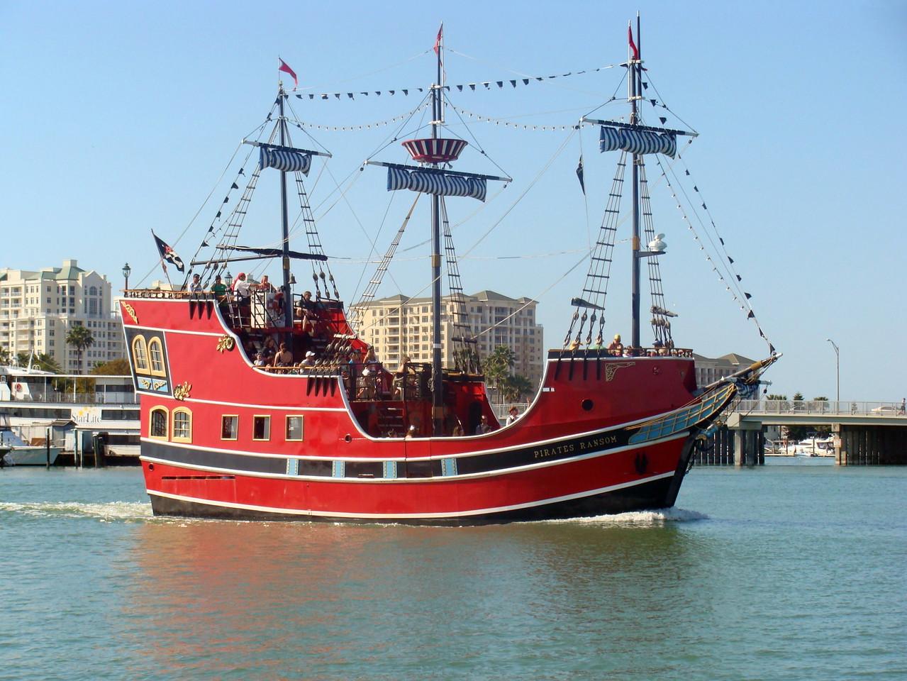 Captain Memo's Pirate Ship