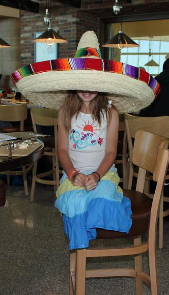 Sporting a Sombrero