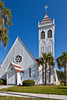 St. Marks Episcopal church in Palatka, Florida.