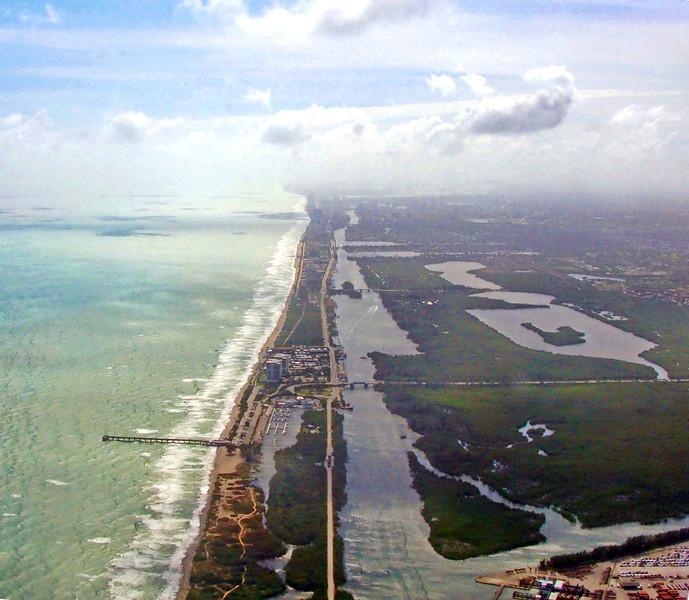 Atlantic Coast and the Intercoastal Waterway
