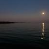Key Largo moonrise