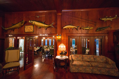 Everglades City Rod and Gun Club dining room 3