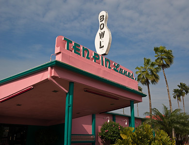 Ten Pin Lanes Pasadena FL