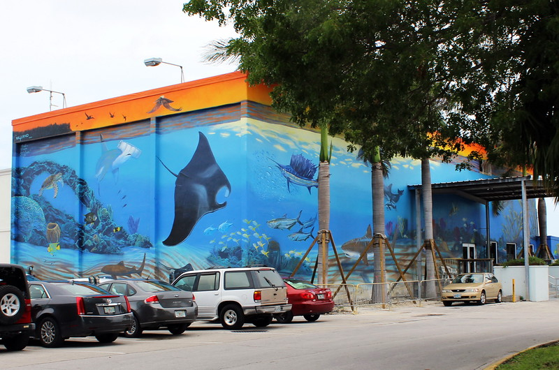 Key West Whaling Wall