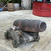 Cannon from a Shipwreck