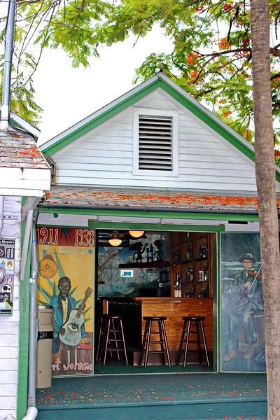 Green Parrot Bar Next Door
